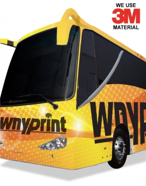 Box Truck, Transport Truck & Trailer, Bus & RV Wraps