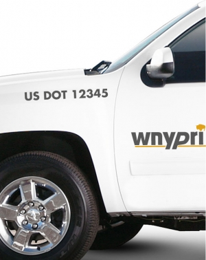 USDOT Numbers / Vehicle Identification Numbers