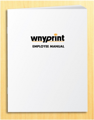 Booklets and Employee Manuals
